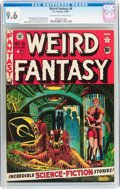 Golden Age (1938-1955):Science Fiction, Weird Fantasy #8 (EC, 1951) CGC NM+ 9.6 Off-white to whitepages....