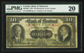 Canadian Currency: , Montreal, PQ- Bank of Montreal $10 Jan. 2, 1931 Ch. # 505-58-04 ....