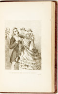 Books:Literature Pre-1900, [W.T. Thompson, writing as Major Joseph Jones]. Major Jones's Courtship. New York: D. Appleton & Company, 1872. Firs...