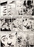 """Original Comic Art:Panel Pages, Wally Wood Two-Fisted Tales #24 """"Bug Out!"""" Page 6 OriginalArt (EC, 1951)...."""