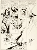 "Original Comic Art:Panel Pages, Joe Kubert The Brave and the Bold #43 Hawkman Story ""The Masked Marauders of Earth!"" Page 18 Original Art (DC, 196..."