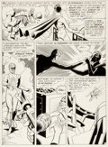 "Original Comic Art:Panel Pages, Gil Kane and Joe Giella Green Lantern #12 ""Green Lantern'sStatue Goes to War"" Page 16 Original Art (DC, 1962)...."