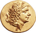 Ancients:Greek, Ancients: BOSPORAN AND PONTIC KINGDOMS. Pharnaces II (63-47 BC). AV stater (21mm, 8.19 gm, 12h).... (Total: 0 coins)