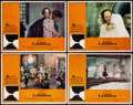 "Movie Posters:Foreign, Fellini's Casanova (20th Century Fox, 1976). Lobby Card Set of 4 (11"" X 14""). Foreign.. ... (Total: 4 Items)"