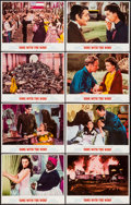 """Movie Posters:Academy Award Winners, Gone with the Wind (MGM, R-1974). Lobby Card Set of 8 (11"""" X 14""""). Academy Award Winners.. ... (Total: 8 Items)"""