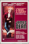 "Movie Posters:Documentary, James Dean: The First American Teenager (Ziv, 1976). One Sheet (27"" X 41""). Documentary.. ..."