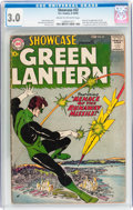 Showcase #22 Green Lantern (DC, 1959) CGC GD/VG 3.0 Cream to off-white pages