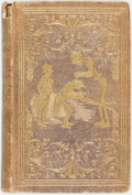 Books:Literature Pre-1900, [Author Unknown]. The Scrap Book; a Selection of HumorousStories, Interesting Fables and Authentic Anecdotes. New Y...