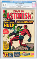 Silver Age (1956-1969):Superhero, Tales to Astonish #59 (Marvel, 1964) CGC VF/NM 9.0 Off-white to white pages....