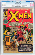 Silver Age (1956-1969):Superhero, X-Men #2 (Marvel, 1963) CGC FN+ 6.5 Off-white to white pages....
