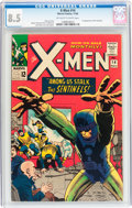 Silver Age (1956-1969):Superhero, X-Men #14 (Marvel, 1965) CGC VF+ 8.5 Off-white to white pages....