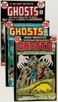 Bronze Age (1970-1979):Horror, Ghosts Group (DC, 1972-82) Condition: Average NM-.... (Total: 24Comic Books)