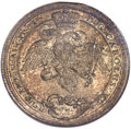 German States:Augsburg, German States: Augsburg. Free Imperial City 2 Taler 1740-IT MS66NGC,...