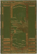 Books:Literature 1900-up, W.B. Yeats. The Tower. London: Macmillan, 1928. Octavo. 110pages. Original green cloth with gilt titles and decorat...