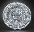 Silver Holloware, Continental:Holloware, A SPANISH BAROQUE-STYLE SILVER PRESENTATION BOWL, 19th century.12-1/4 inches diameter (31.1 cm). 12.39 troy ounces. PROPE...
