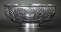 Silver & Vertu:Hollowware, AN AMERICAN SILVER FOOTED BOWL, Baltimore Silver Co., Baltimore, Maryland, circa 1903-1905. Marks: (B-lion head-S), STERLI...