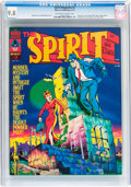 Magazines:Superhero, The Spirit #2 (Warren, 1974) CGC NM/MT 9.8 Off-white to white pages....