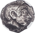 Ancients:Greek, Ancients: ATTICA. Athens. Ca. 500-480 BC. AR tetradrachm (21mm, 16.14 gm, 6h)....