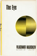 Books:Literature 1900-up, Vladimir Nabokov. The Eye. New York: Phaedra, 1965. FirstAmerican edition. Octavo. 114 pages. Publisher's cloth and...