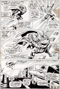 Original Comic Art:Panel Pages, George Tuska and Mike Esposito Iron Man #20 Page 18 Original Art (Marvel, 1969)....