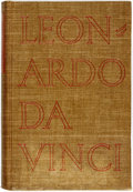 Books:Biography & Memoir, Antonina Vallentin. Leonardo da Vinci. The Tragic Pursuit ofPerfection. New York: Viking Press, 1938. First edition...