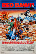 "Movie Posters:Action, Red Dawn (MGM, 1984). International One Sheet (27"" X 40""). Action....."