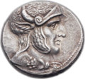 Ancients:Greek, Ancients: SELEUCID KINGDOM. Seleucus I Nicator (312-281 BC). ARtetradrachm (26mm, 16.94 gm, 9h). ...