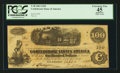 Confederate Notes:1862 Issues, T40 $100 1862 PF- 2 Cr. 306.. ...