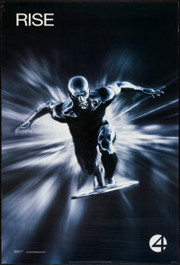"""Fantastic Four: Rise of the Silver Surfer (20th Century Fox, 2007). One Sheet (27"""" X 40"""") DS Advance. Science..."""