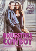 "Movie Posters:Crime, Drugstore Cowboy (Virgin Vision, 1989). International One Sheet(26.5"" X 38.5""). Crime.. ..."