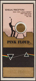 "Movie Posters:Rock and Roll, Pink Floyd (Columbia, 1974). Australian Daybill (13"" X 30""). Rockand Roll.. ..."