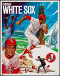 """Movie Posters:Sports, Chicago White Sox Baseball (ProMotions, 1971). Posters (4) (23"""" X 29""""). Sports.. ... (Total: 4 Items)"""