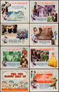 """Movie Posters:Musical, Till the Clouds Roll By (MGM, 1946). Lobby Card Set of 8 (11"""" X 14""""). Musical.. ... (Total: 8 Items)"""
