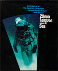 "Movie Posters:Science Fiction, 20,000 Leagues Under the Sea (1960s). Promotional Poster (18.5"" X23""). Science Fiction.. ..."