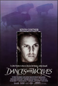 """Movie Posters:Western, Dances with Wolves & Other Lot (Orion, 1990). One Sheets (2) (27"""" X 40"""") DS. Western.. ... (Total: 2 Items)"""