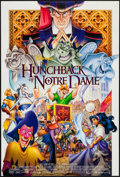 """Movie Posters:Animation, The Hunchback of Notre Dame (Buena Vista, 1996). One Sheet (27"""" X 40"""") DS. Animation.. ..."""