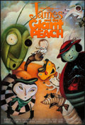 """Movie Posters:Fantasy, James and the Giant Peach (Buena Vista, 1996). One Sheet (27"""" X 40"""") DS. Fantasy.. ..."""