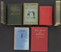 Boxing Collectibles:Memorabilia, 1892-1928 Vintage Boxing Hardcover Books Lot of 7....