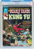 Magazines:Adventure, The Deadly Hands of Kung Fu #2 (Marvel, 1974) CGC NM/MT 9.8 Off-white to white pages....