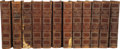 Books:Non-fiction, Nicolay and Hay: Complete Works of Abraham Lincoln (New York: Francis D. Tandy Company, 1905), 12 volumes, Gettysburg ed... (Total: 12 Items)
