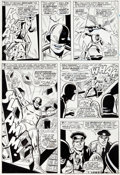 Original Comic Art:Panel Pages, Ross Andru and George Roussos The X-Men #36 Page 16 OriginalArt (Marvel, 1967)....