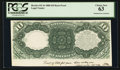 Large Size:Federal Proofs, Hessler 469C/Fd 16 1880 $10 Back Proof. PCGS Choice New 63.. ...