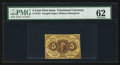 Fractional Currency:First Issue, Fr. 1231 5¢ First Issue PMG Uncirculated 62.. ...