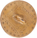 Political:Tokens & Medals, Andrew Jackson: 1829 Inauguration Backname Button....