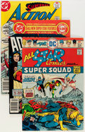 Bronze Age (1970-1979):Miscellaneous, DC Bronze to Modern Age Comics Group (DC, 1974-82) Condition:Average VF.... (Total: 58 Comic Books)