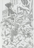 Original Comic Art:Splash Pages, Tomás Giorello Superman/Batman #87 Splash Page 20 OriginalArt (DC, 1987)....