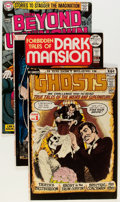 Bronze Age (1970-1979):Horror, DC Bronze Age Comics Group Horror Group (DC, 1970-82) Condition:Average VF.... (Total: 48 Comic Books)
