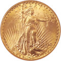 Saint-Gaudens Double Eagles, 1930-S $20 MS63 NGC. CAC....