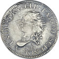 Early Half Dimes, 1792 H10C Judd-7, Pollock-7, R.4 -- Damage -- PCGS Genuine. VFDetails....