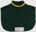 Football Collectibles:Others, Early 1970's Green Bay Packers Game Worn Sand Knit Dickie....